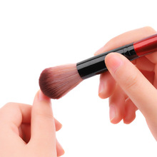 New product 1 Pcs Soft Nail Cleaning Brush Acrylic UV Gel Powder Dust Remover Manicure Care Tool