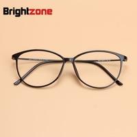 超軽量女性猫眼鏡フレームタングステンプラスチック鋼品質シンプルなスタイル光学アイウェアでき埋める処方レン