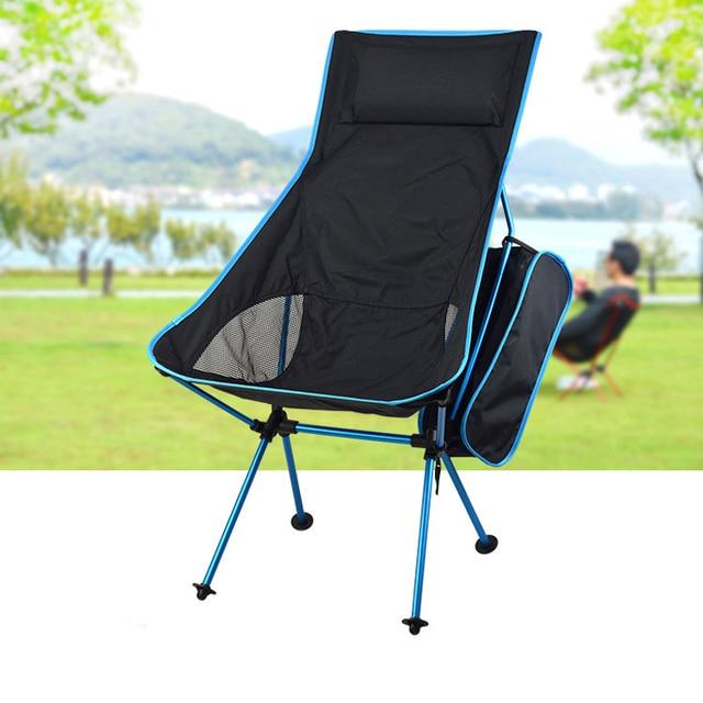 Fabulous Draagbare lichtgewicht Outdoor Opvouwbare Ligstoel Stoel voor QI97