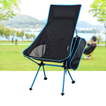 Portable Light weight Outdoor Folding Lounger Chair for Fishing Camping Hiking