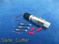 Free Shipping Graphtec CB15 Blade Holder 3 PCS 45 Degree Blades For Cutting Plotter Cutter