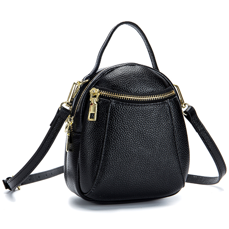 Bolsas Feminina New Arrivals Premium Cowhide Leather Fashion Style Female Messenger Bags Large Capacity Women Leather Bags 2018