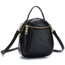 Bolsas Feminina New Arrivals Premium Cowhide Leather Fashion Style Female Messenger Bags Large Capacity Women 2018