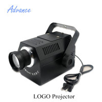 Gobos Projector Lens Logo 50W High Resolution Shop Mail Restaurant Welcome Laser Projector Shadow Design own Customized Display