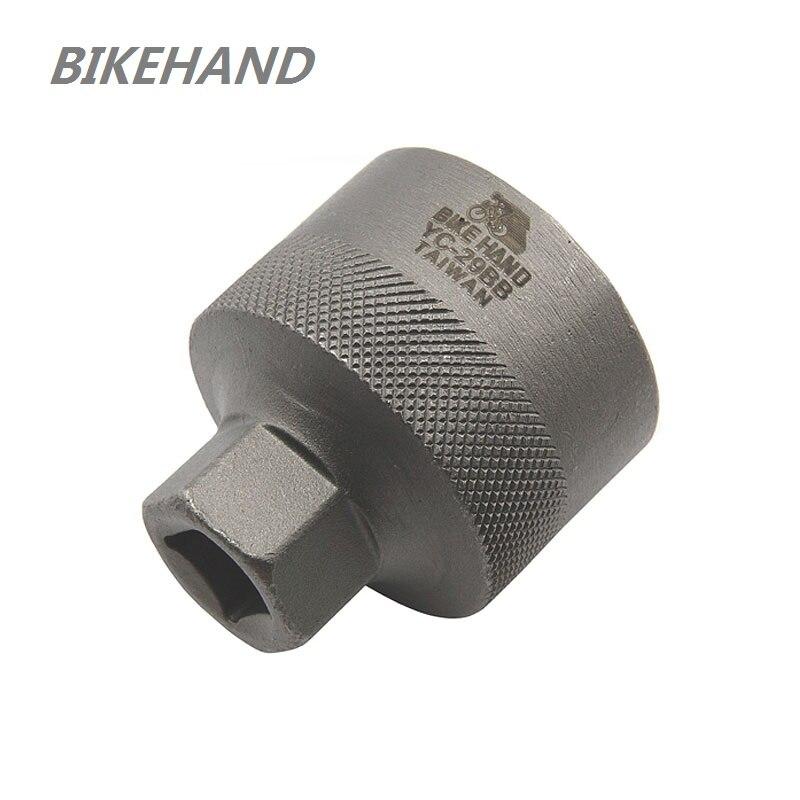 Bike Tools Bicycle Bottom Bracket Overhaul Tool Integrated axis crankset B.B Cover Removal BB Sleeve 16 Teeth Bike Repair YC29BB