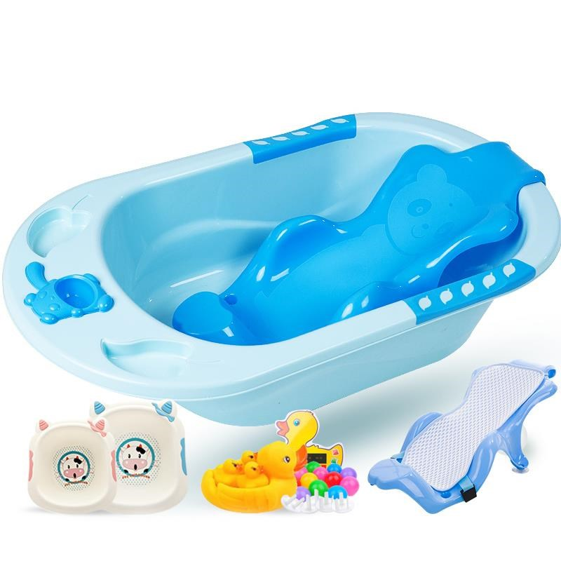 Cheap Baby Bathtub, Baby Bath Bucket, Bathtub For Infants/baby/toddler For Free Gift