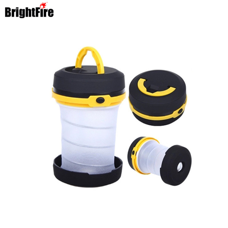 H078 Multifunction Retractable Outdoor Camping Lights LED Flashlight Portable Lantern Mini Tent Light Emergency Lamp Torch Light