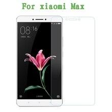 9 H 0.26 мм Закаленного Стекла Для Xiaomi Макс 100% Оригинал Протектор Экрана Высокого Качества Защитная Пленка Для Xiaomi Макс 6.44 inch