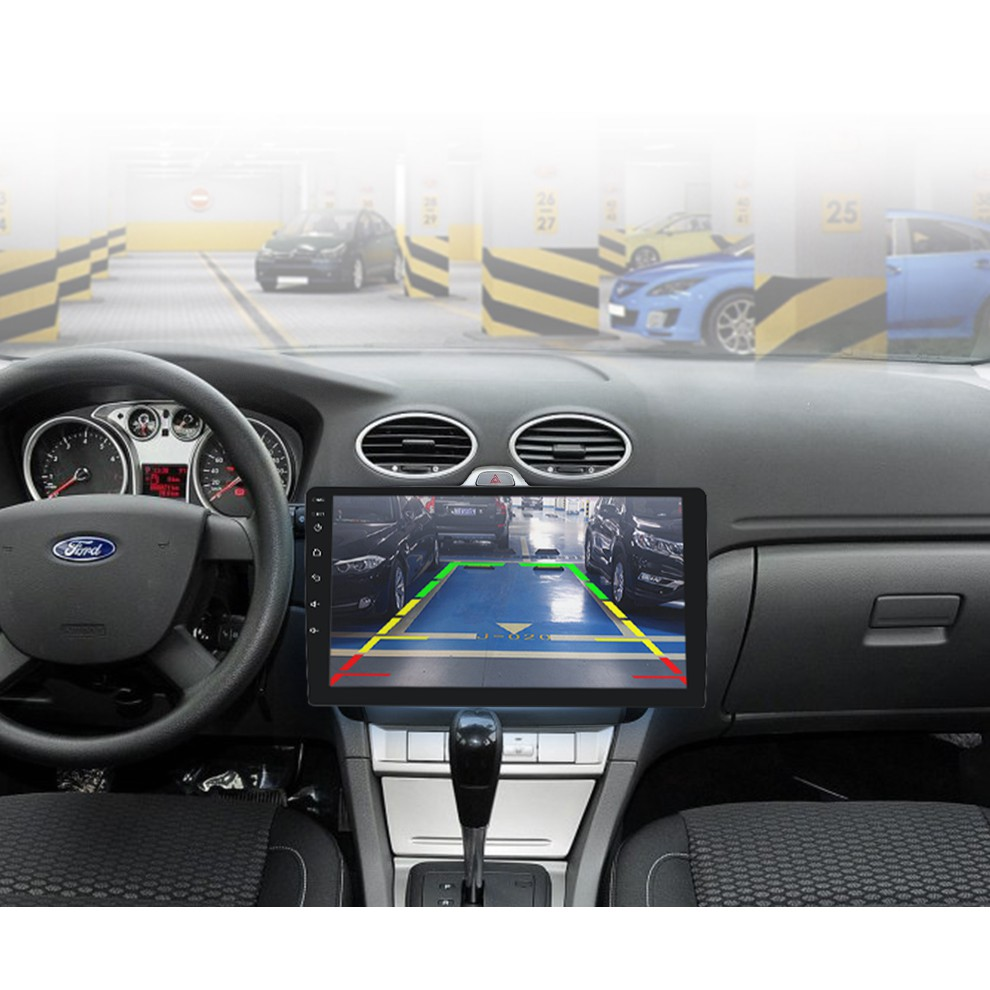 Image 4 - Универсальный 10 дюймов/9 дюймов 2din Android 8,1 автомобиль радио 1080P touch gps навигации Bluetooth wifi SWC RDS FM AM Зеркало Ссылка OBD 2-in Мультимедиаплеер для авто from Автомобили и мотоциклы