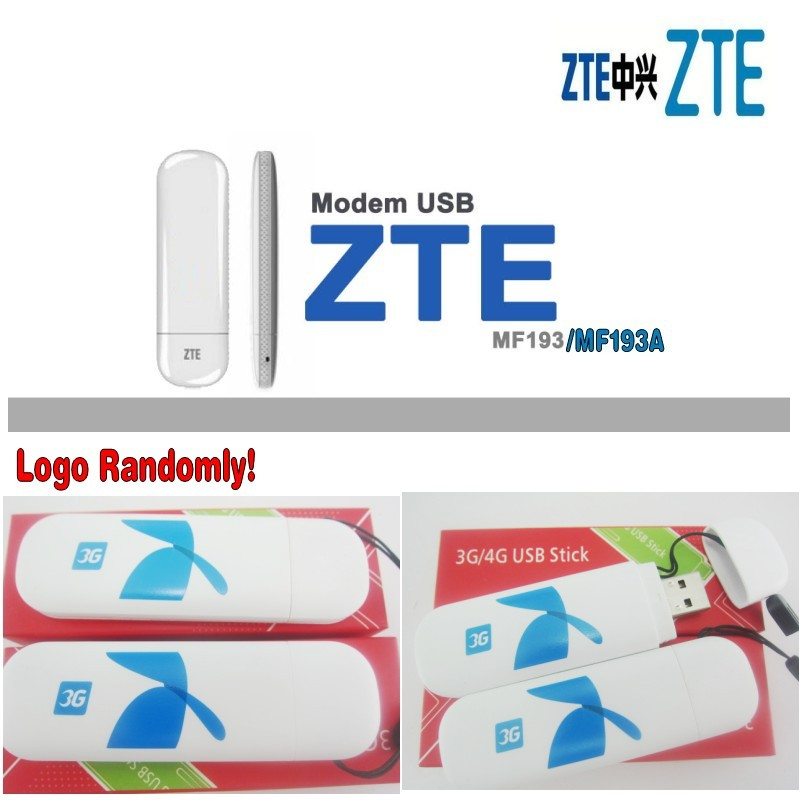 10 Teile/los Zte Mf193/mf193a 7,2 Mt 3g Dongle