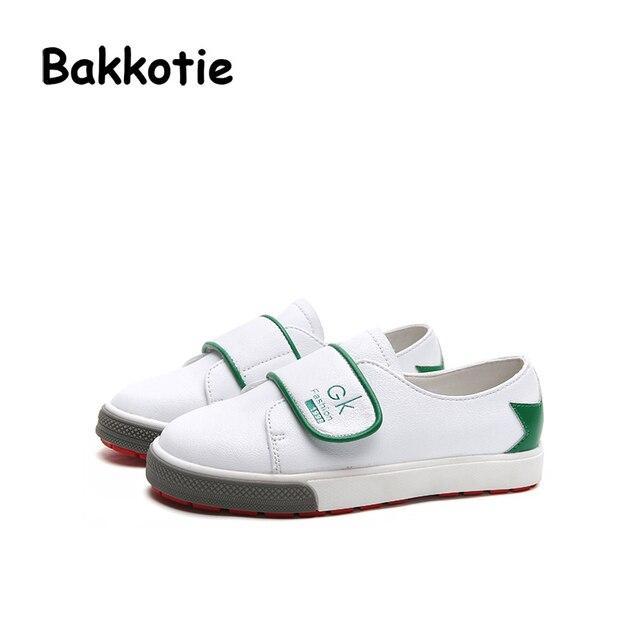 2017 Nouveau Bébé Chaussures Automne Bakkotie Blanc Garçon Classique pdAwqdOx