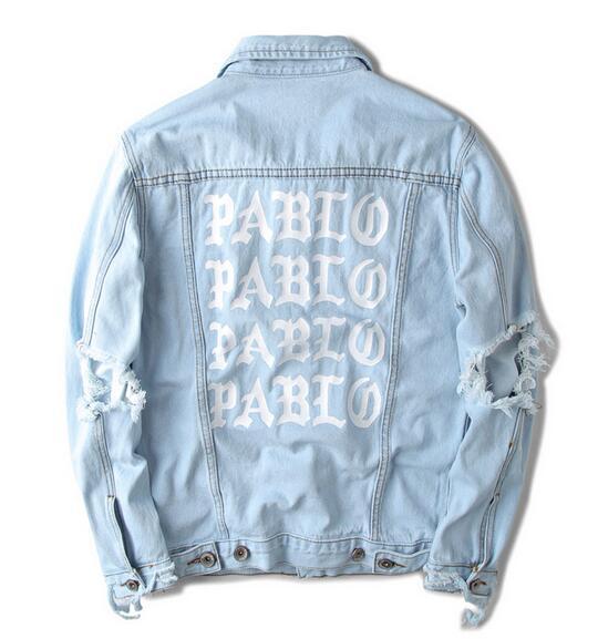 Popular Ripped Denim Jacket-Buy Cheap Ripped Denim Jacket lots ...