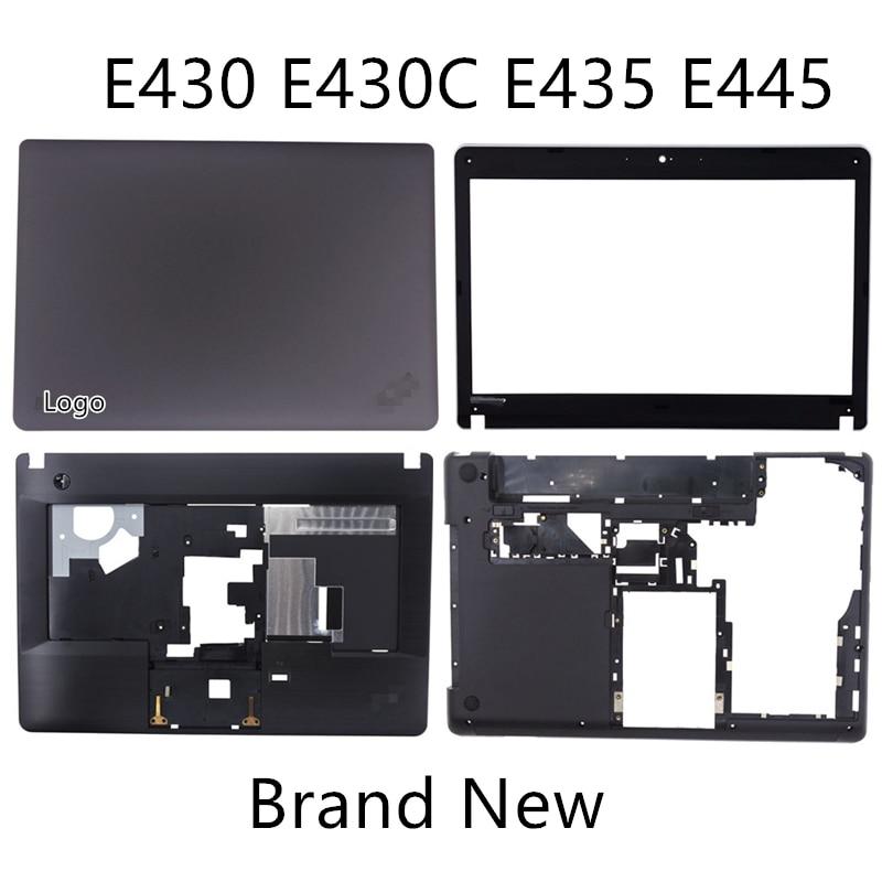 Brand New Laptop For Lenovo Thinkpad E430 E430C E435 E445 Top Cover /LCD Bezel/Palmrest/Bottom Base Cover Case