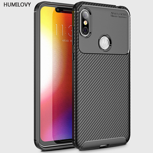 timeless design 8671e 2a45b US $1.94 42% OFF For Motorola One Power Cover Matte Shockproof Soft TPU  Back Case For Moto P30 Note Cover For Motorola One Power(P30 Note)  Fundas-in ...