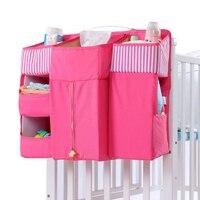 Baby Bed Portable Bedding Set Hanging Storage Bag Baby Cot Bed Crib Organizer Essentials Diaper Storage Cradle Bag Cribs Pocket