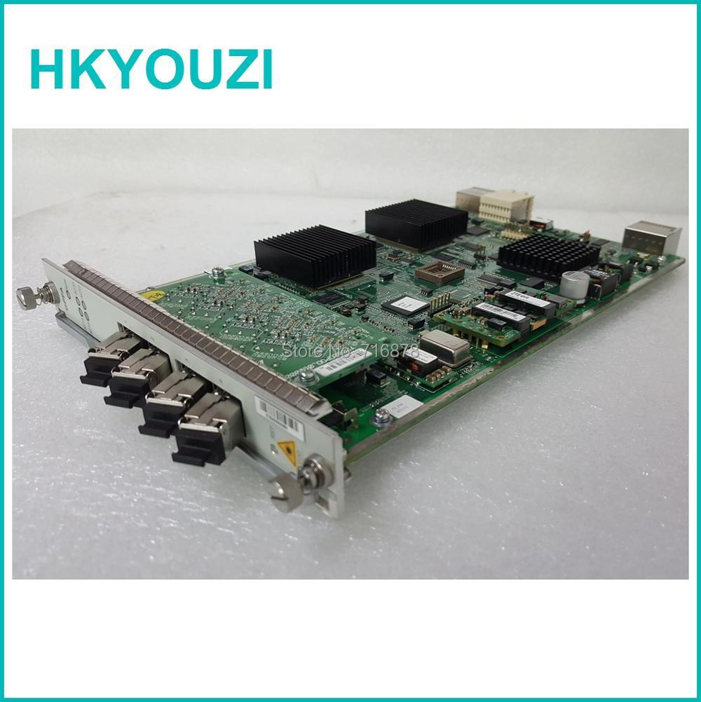 GPFA Kurulu, 4 ADET modülleri ile GPFAE 4 port, C220 OKT için GPON - İletişim Ekipmanları - Fotoğraf 3