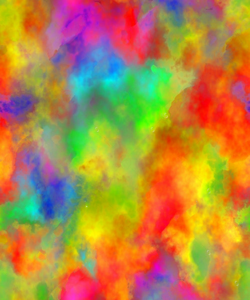 rainbow colorful smoke Multicolor clouds Blurs background polyester or Vinyl cloth High quality Computer print wall backdrop