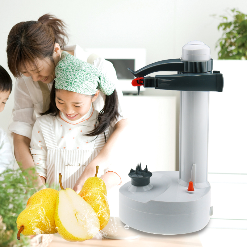 Multi function household electric peeler Apple peeler potatoes peeled Fruit peeler