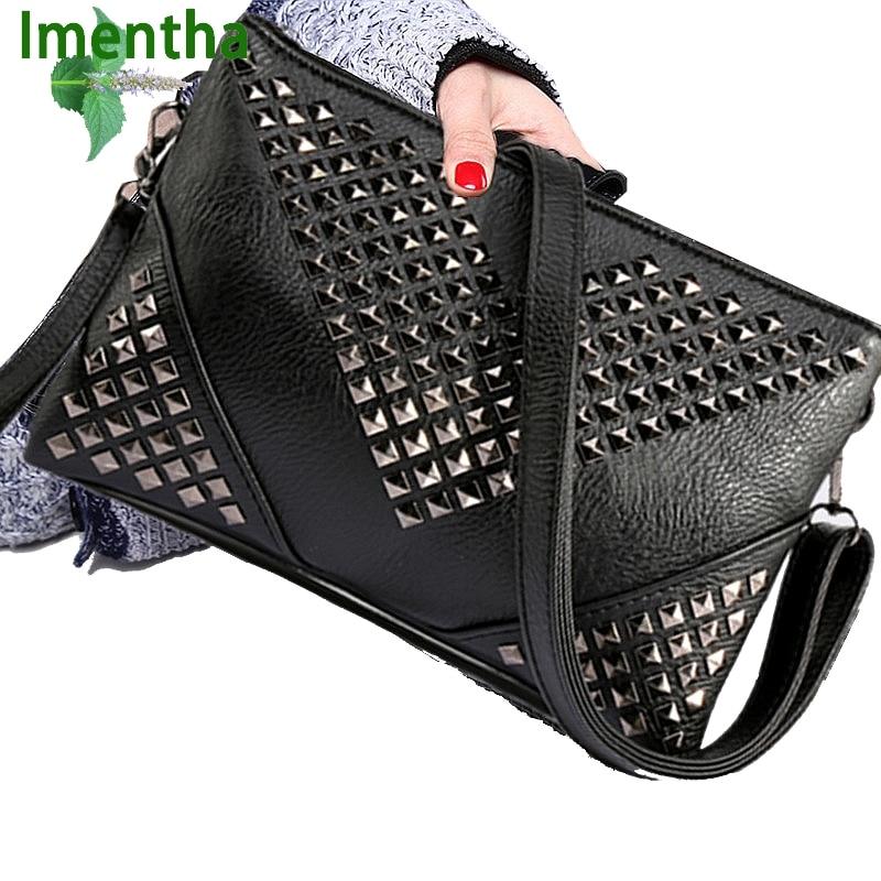 bb25de1f31 Hot black color Clutch bags Women's envelope clutch party evening bag  design women handbags shoulder bags