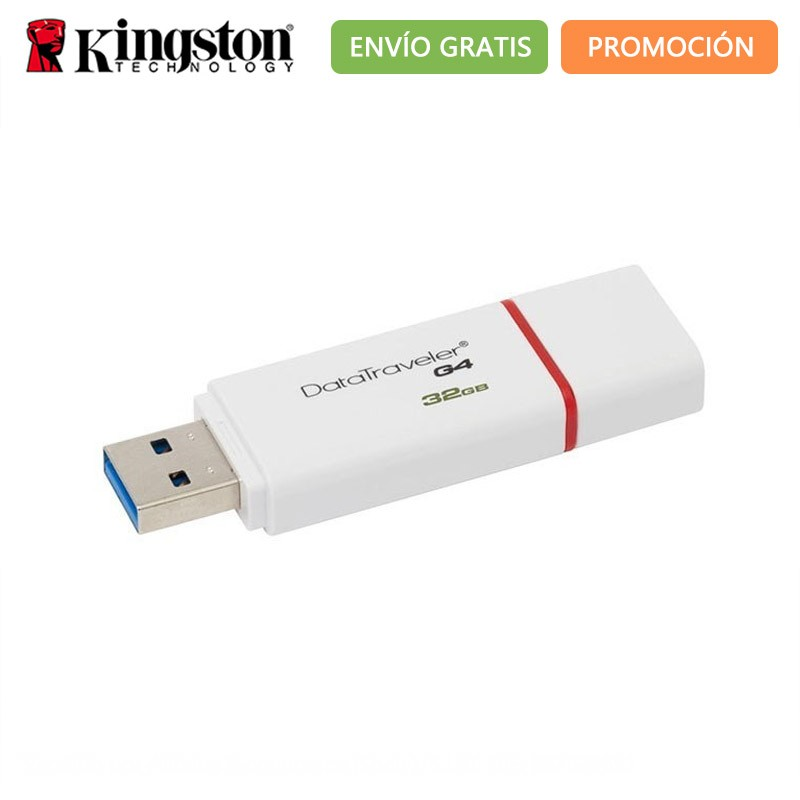 <font><b>Kingston</b></font> DataTraveler G4 Original High-Speed USB 3.0 32 GB USB-Stick DTIG4 32 GB Stift Stick Stick Stick 32 GB USB Disk image