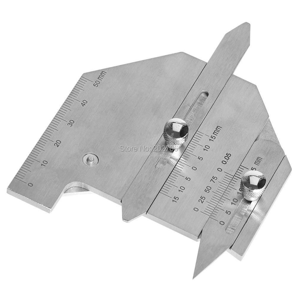 HJC60 Welding Gauge Weld bead height welding seam gap ...