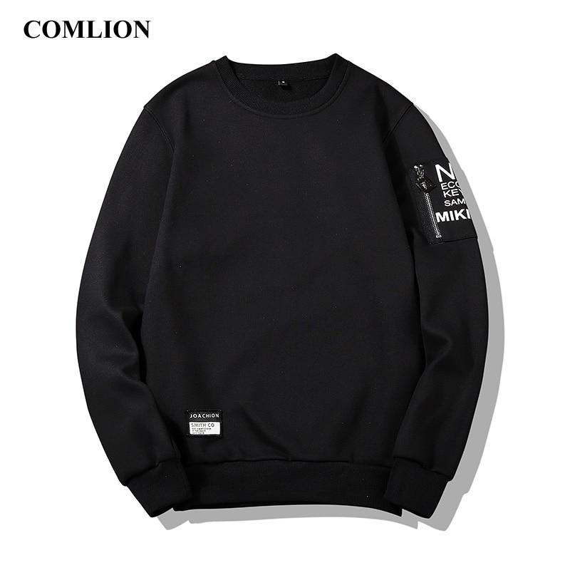 Sweatshirt Men Fashion Hoodies Mens Casual Spring Autumn Brand New Arrival Men's Pullover Sweatshirts Slim Fit High Quality C39