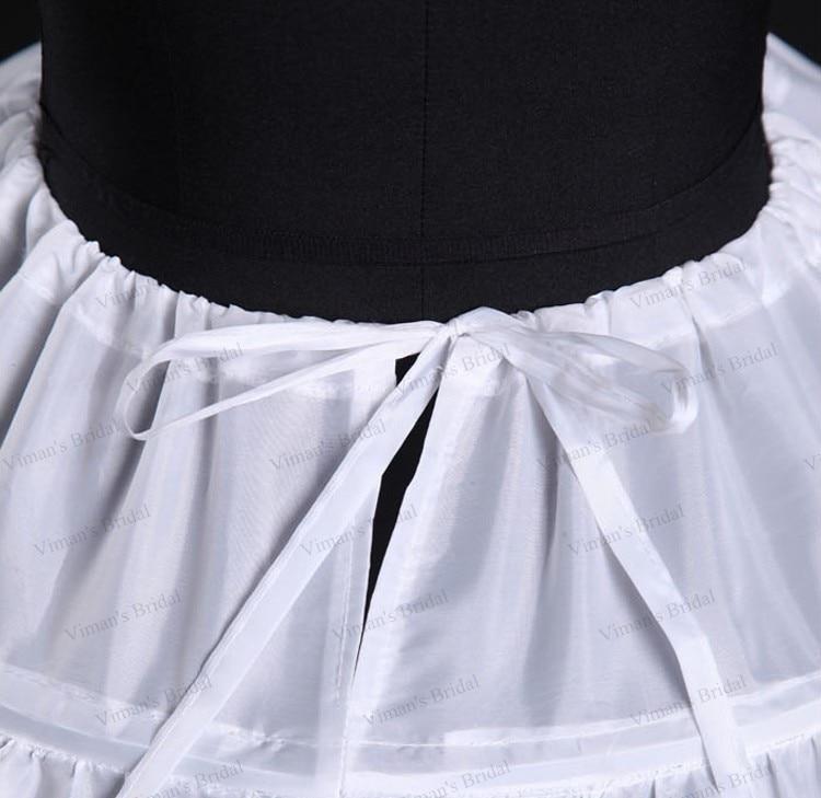 como hacer una enagua para vestido de novia – vestidos para bodas