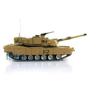 Image 2 - Henglong 1/16 echelle TK 6.0S personnaliser Abrams RC Tank 3918 360 tourelle canon recul TH12946