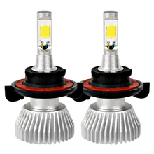 C6 60W 6000LM LED H1 H3 H7 H11 880 9905 9006 H4 H13 9004 9007 LED Headlight Bulbs Headlamp