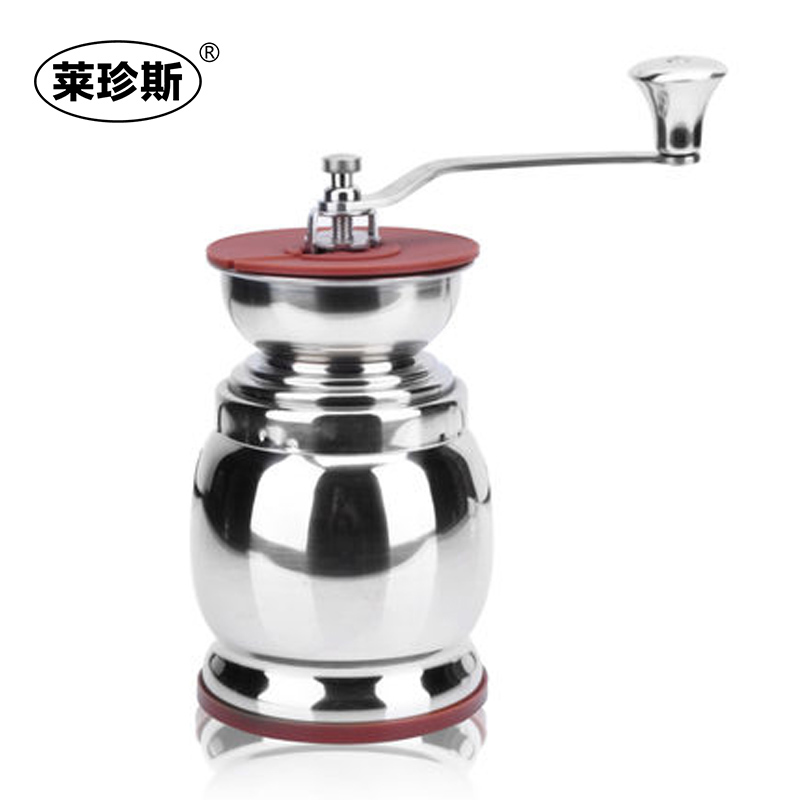 304 stainless steel manual coffee grinder machine creative household coffee beans milling machine grinders machine manual coffee machine household grinder mini grinder