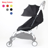 Color Pack Sun Canopy Rain Cover and Seat Pad Cushion For Babyzen YOYO Baby Stroller