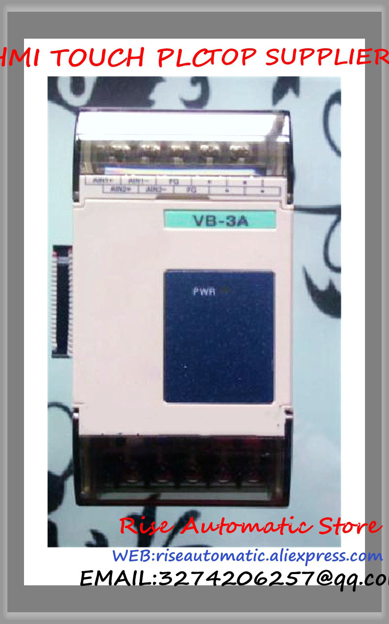 VB-6A New Original PLC 4 point 12 BIT Analog Input Module Special Module