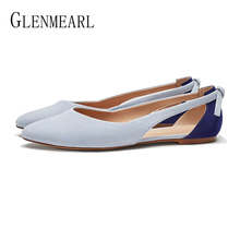 Women Flats Ballet Shoes Pointed Toes Sp