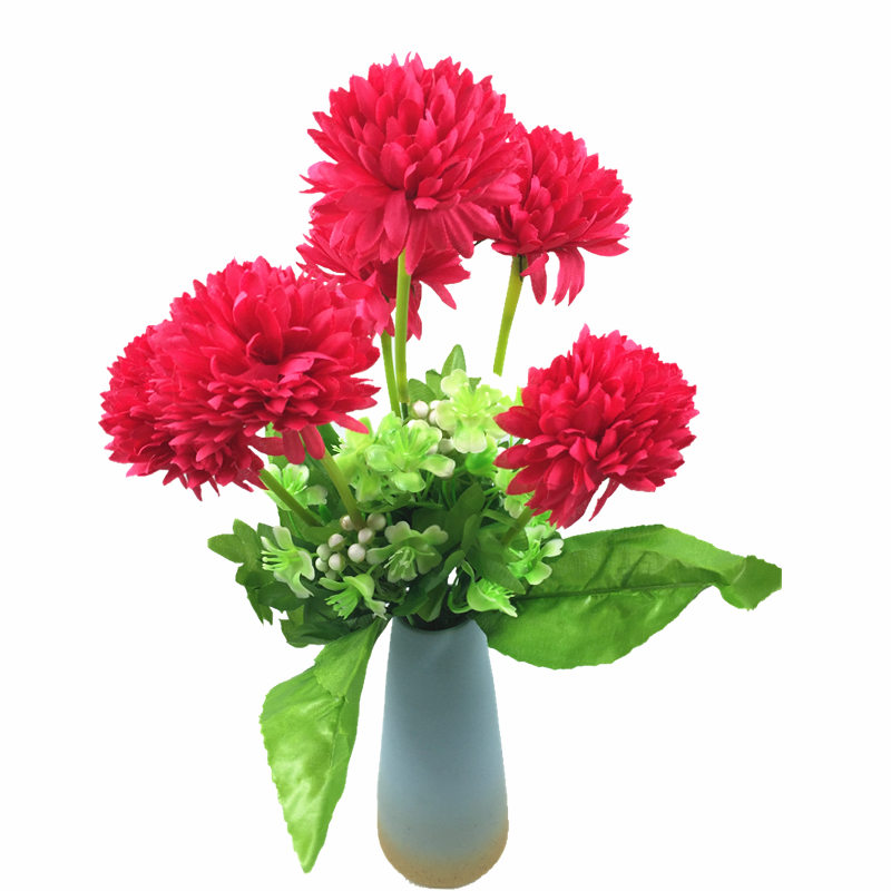 Superb 7 Branch Artificial Daisy Spring Silk Flowers Plastic Decorative Home  Wedding Party Garden Decor Mariage Floral