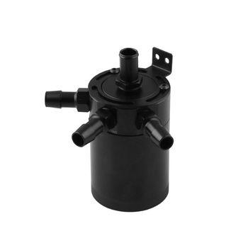 Nueva máquina tres orificios de ventilación de aceite de doble cara Exportación de aceite de aleación de aluminio transpirable olla de recuperación de aceite de exportación puede