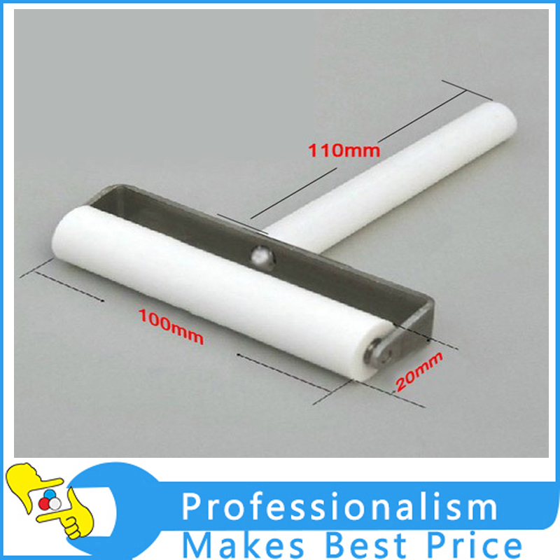1pc 10 cm white roller for samsung for ipad mini / for lenovo / Tablet PC lcd screen film wheel refurbish