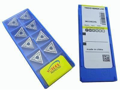 New 10PCS Triangle TNMG160404 ALuminium Carbide Insert Turning cutter insert цена и фото
