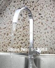 Кухонные смесители горячей и холодной воды одной ручки рычажок носик JN92412