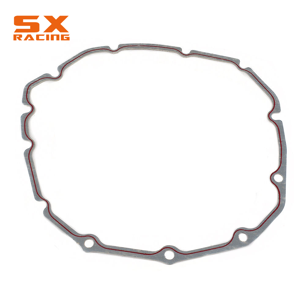 Motorcycle Gray Paper Engine Side Cover Gasket For SUZUKI