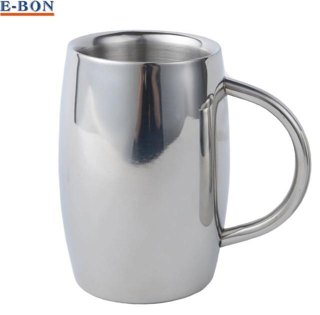 Top Grade Stainless Steel Mug Insulated Tumbler Double Wall Coffee Tea Cup Beer Drinkware