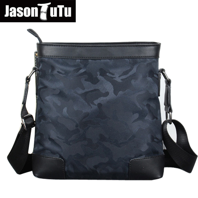Jason Tutu Men Messenger Bags Small Shoulder Bag Good Quality Nylon Crossbody For Handbag