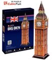 Paper model,Children's DIY toy,Paper craft,Birthday gift,3D educational Puzzle Model,Card model,Big Ben
