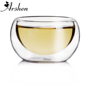 Arshen Big Drinking Double Wall Water Cup Tea cups