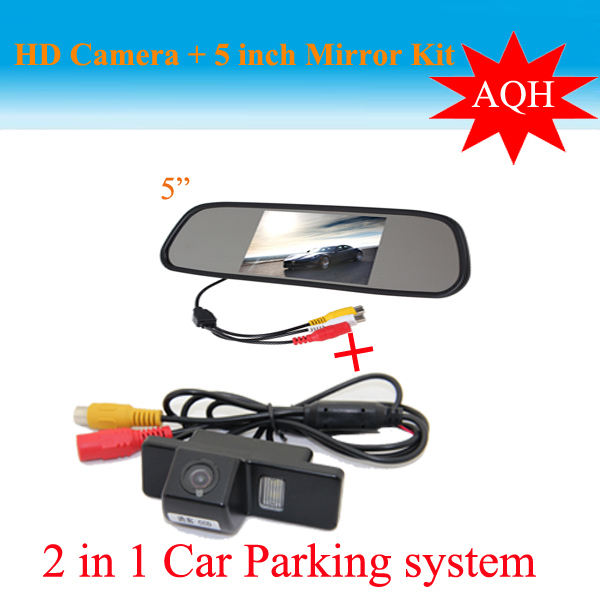 """5 """"monitor + CCD rückfahrkamera für NISSAN QASHQAI X-TRAIL Geniss Sunny Pathfinder 2005-2011 Dualis Navara Juke auto kamera"""