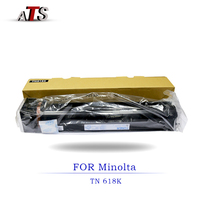690G Office Electronics Black Toner Cartridge For Minolta TN618 bizhub BH552 BH652 Compatible with Copier Spare Parts