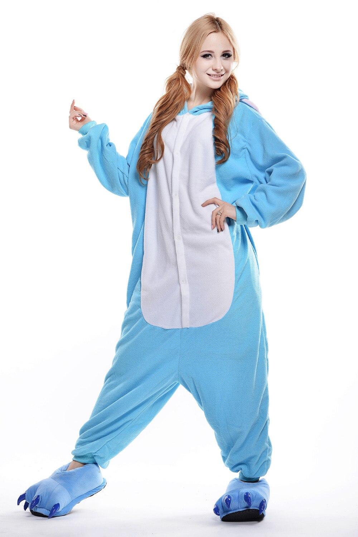halloween costumes for women and men cartoon pajamas elephant dress