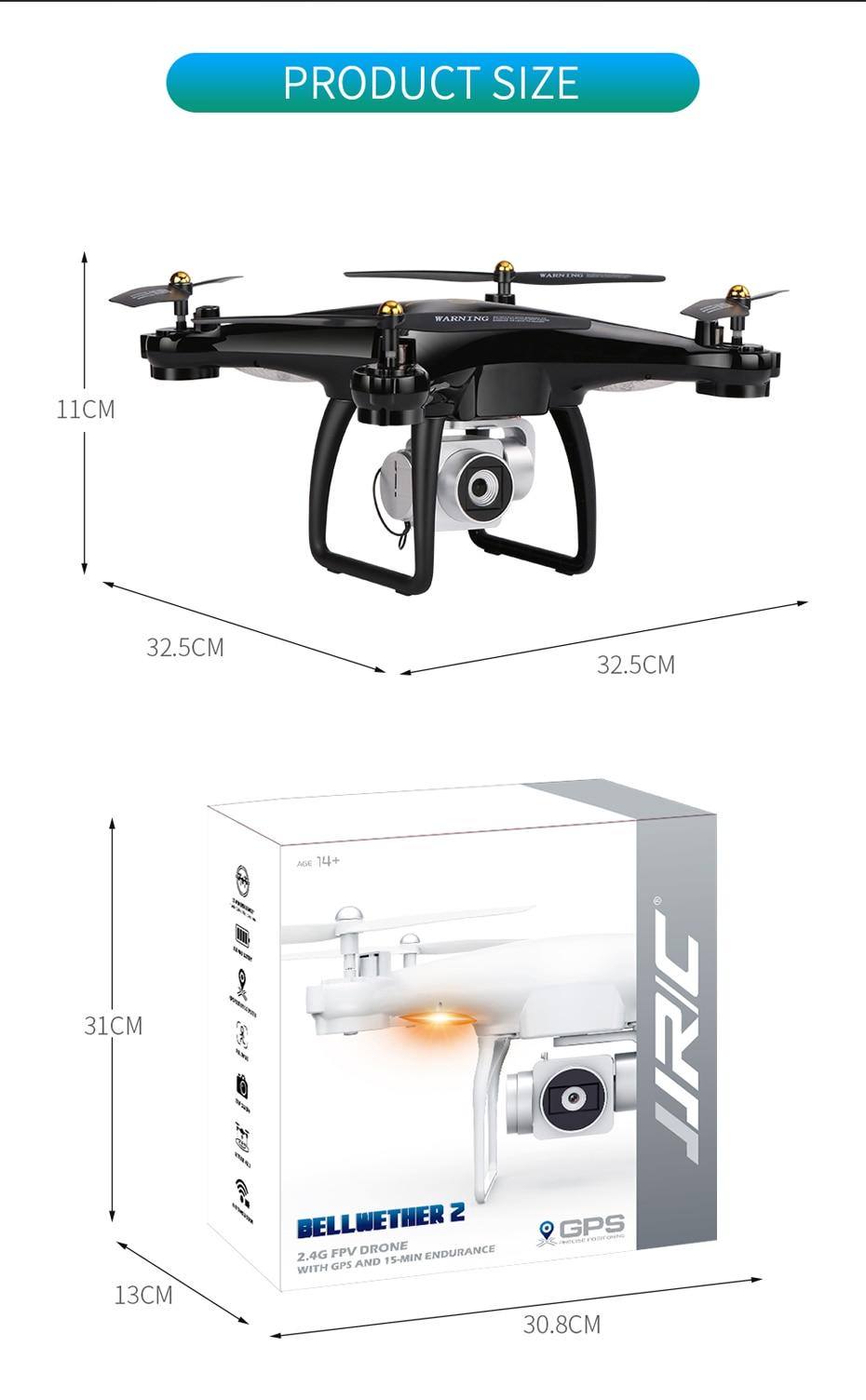 24 Drone 5G Wifi VS H68 Camera 1080P HD
