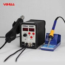 YIHUA898D+ For Iphone 5 Motherboard Repair Welder Machine