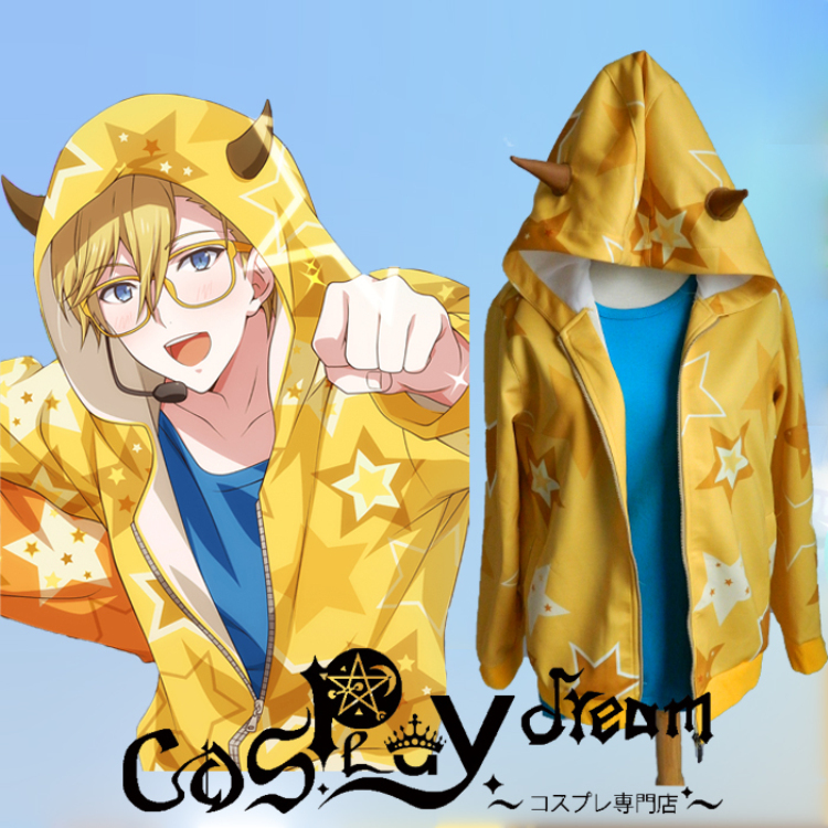 top games Idolish7 cos character fashion Daily Jacket only coat