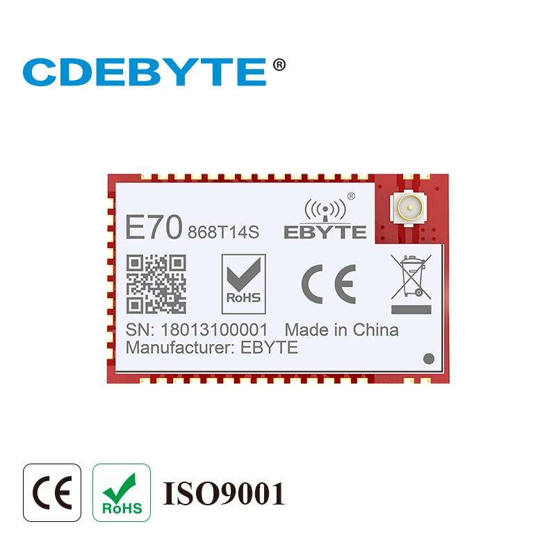 E70-868T14S 868MHz 14dBm CC1310 Wireless Module 868MHz Transceiver ARM Controller SoC IPEX Connector